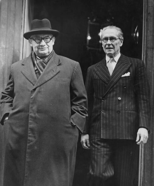 Fred Ramage「Ernest Bevin And Philip Noel-Baker」:写真・画像(8)[壁紙.com]