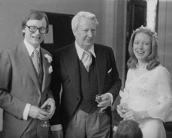 Wedding Reception「Edward Heath's Secretary」:写真・画像(8)[壁紙.com]