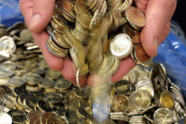 Currency「Dutch Euro Coins Readied for Distribution」:写真・画像(17)[壁紙.com]