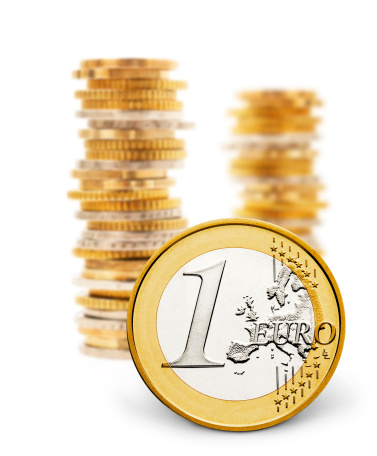 Better fortune「Euro coins」:スマホ壁紙(6)