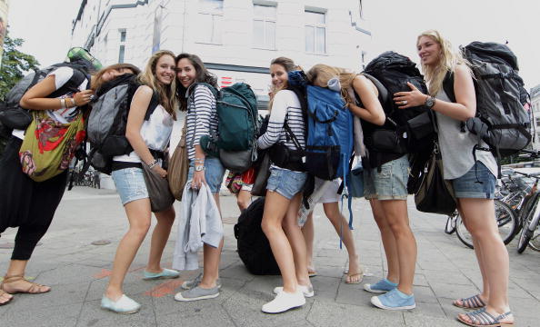 Europe「Travelling On A Shoestring - Backpackers Around The World」:写真・画像(9)[壁紙.com]