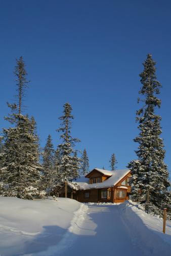 Snowdrift「Alpine Ski Chalet」:スマホ壁紙(19)