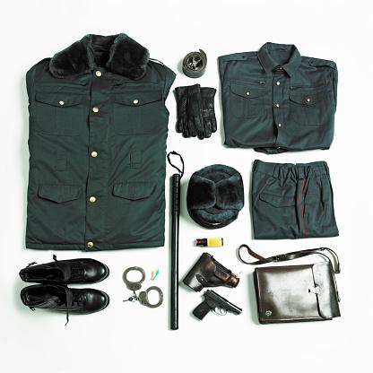 Social Issues「Organized military uniform and equipment」:スマホ壁紙(17)