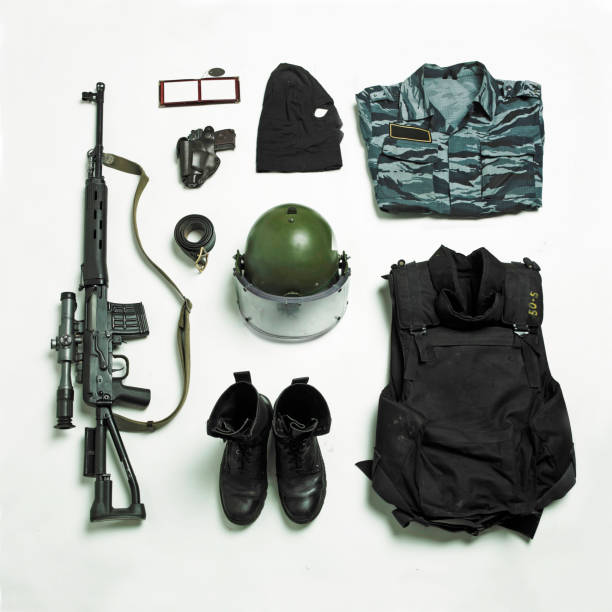 Organized military uniform and equipment:スマホ壁紙(壁紙.com)