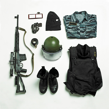 Emergency Services Occupation「Organized military uniform and equipment」:スマホ壁紙(19)
