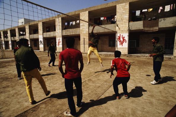 Tom Stoddart Archive「POW Camp In Iraq」:写真・画像(16)[壁紙.com]