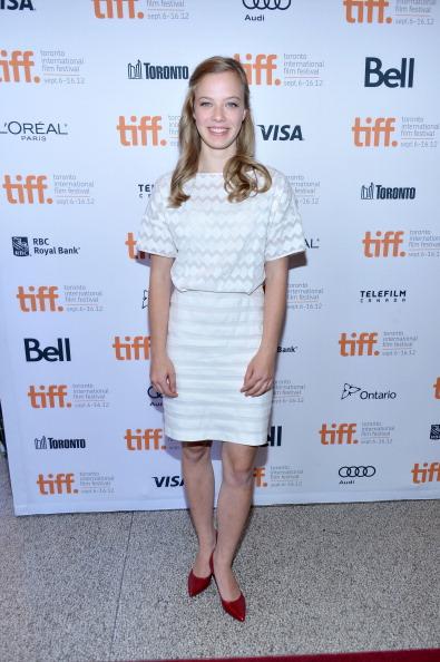 "Half Up Do「""Lore"" Premiere - 2012 Toronto International Film Festival」:写真・画像(18)[壁紙.com]"