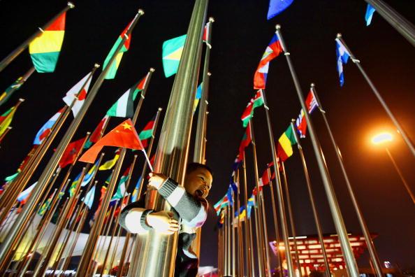 ヒューマンインタレスト「World Expo 2010 - Opening Ceremony」:写真・画像(4)[壁紙.com]