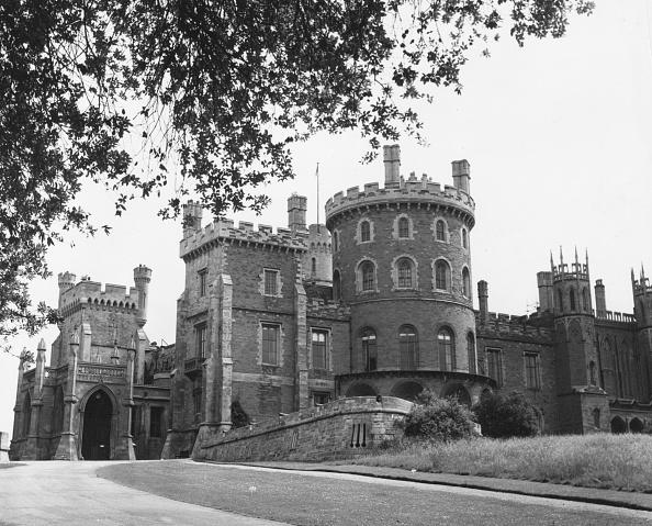 建築上の特徴「Belvoir Castle」:写真・画像(14)[壁紙.com]