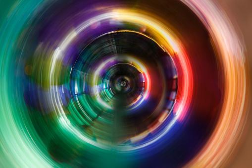Fiber「abstract light painting resembling digital world」:スマホ壁紙(9)