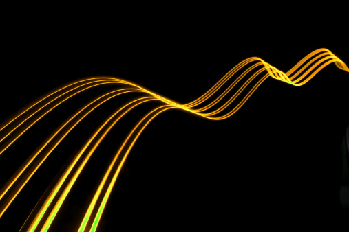 Light Trail「abstract light and heat trails」:スマホ壁紙(19)