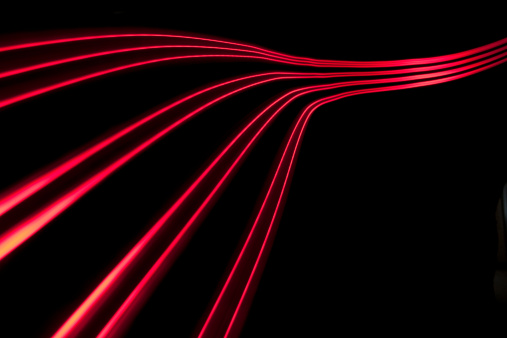 Light Trail「abstract light and heat trails」:スマホ壁紙(18)