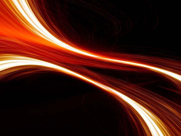 抽象的な光の背景:スマホ壁紙(壁紙.com)