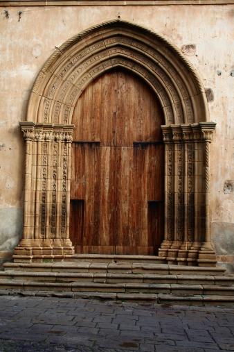 Fretwork「Church door」:スマホ壁紙(15)