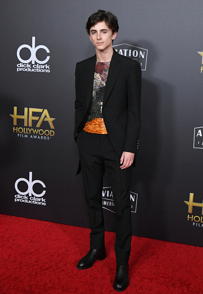 Hollywood - California「22nd Annual Hollywood Film Awards - Arrivals」:写真・画像(3)[壁紙.com]