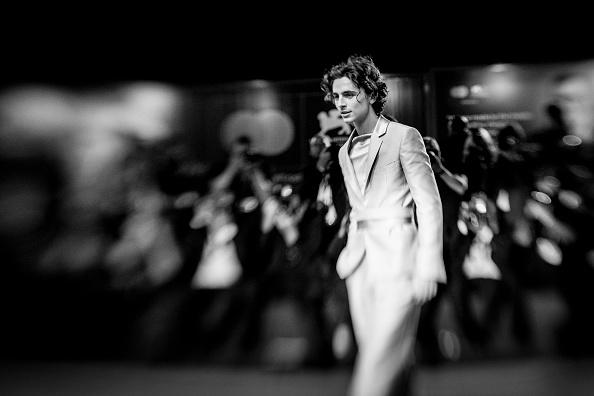"Monochrome「""The King"" Red Carpet - The 76th Venice Film Festival」:写真・画像(15)[壁紙.com]"