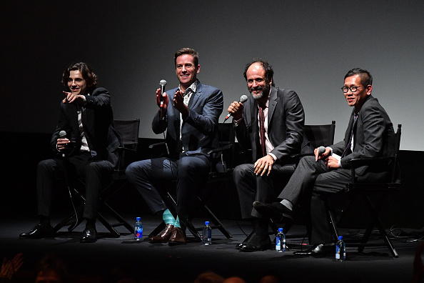 Armie Hammer「55th New York Film Festival - 'Call Me By Your Name'」:写真・画像(1)[壁紙.com]