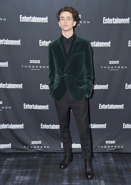 Entertainment Weekly「Entertainment Weekly's Must List Party At The Toronto International Film Festival 2018 At The Thompson Hotel」:写真・画像(8)[壁紙.com]