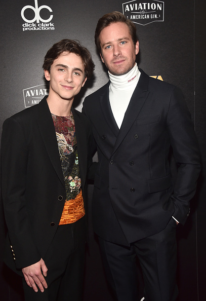 Armie Hammer「22nd Annual Hollywood Film Awards - Press Room」:写真・画像(5)[壁紙.com]