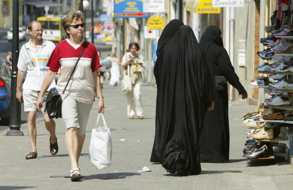 Middle East「Proposed Mosque Creates Controversy in Czech Spa Town」:写真・画像(5)[壁紙.com]
