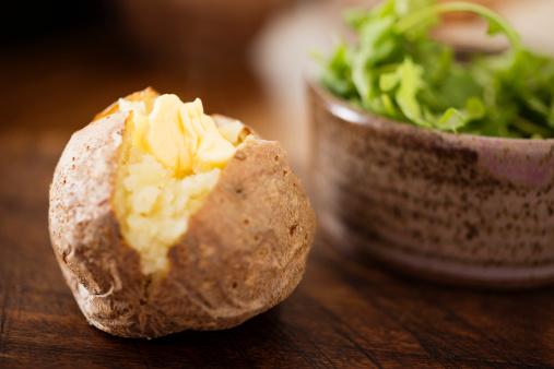 Baked Potato「Baked potato」:スマホ壁紙(14)