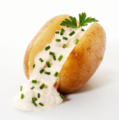 Sour Cream「Baked potato」:スマホ壁紙(3)
