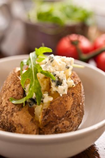 Baked Potato「Baked potato with Stilton Cheese」:スマホ壁紙(10)