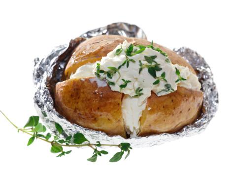 Baked Potato「baked potato」:スマホ壁紙(2)