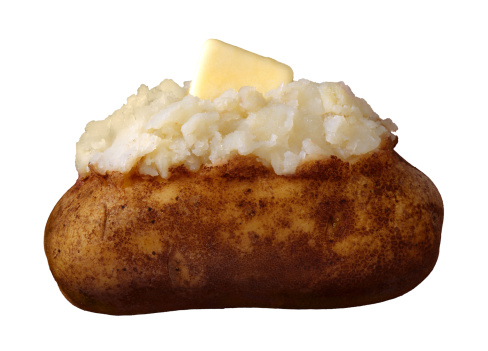 Baked Potato「Baked potato」:スマホ壁紙(11)
