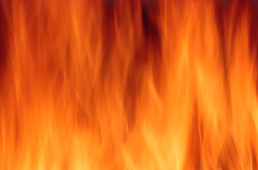 炎「Flames」:スマホ壁紙(8)