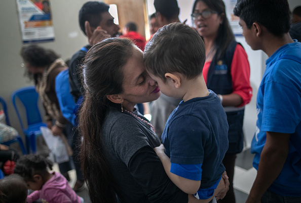 Guatemala「ICE Deports Guatemalan Families Under New Expedited Process」:写真・画像(9)[壁紙.com]