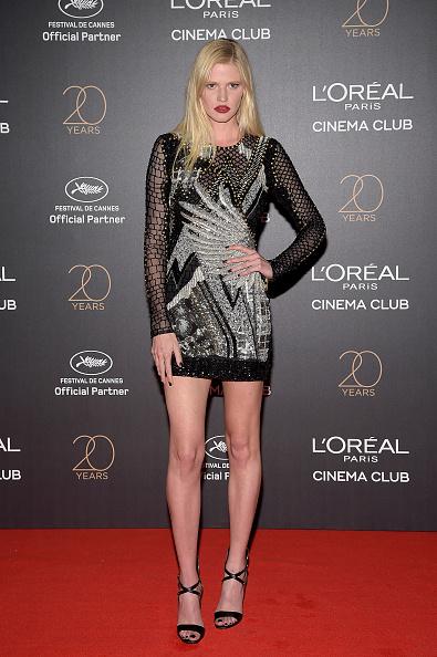 Mini Dress「Gala 20th Birthday Of L'Oreal In Cannes - The 70th Annual Cannes Film Festival」:写真・画像(13)[壁紙.com]