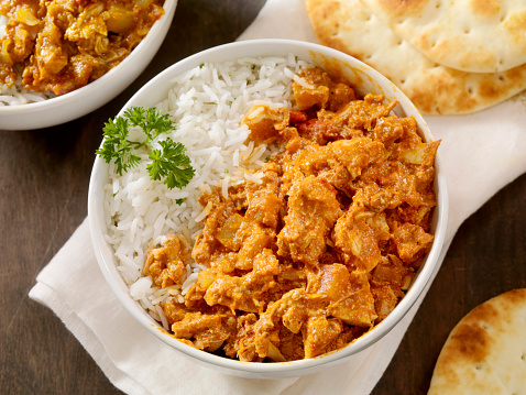 Basmati Rice「Butter Chicken」:スマホ壁紙(9)