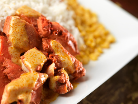 Basmati Rice「Butter Chicken with Basmati Rice and Corn」:スマホ壁紙(4)
