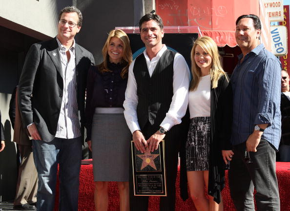 Television Show「John Stamos Honored On The Hollywood Walk Of Fame」:写真・画像(1)[壁紙.com]