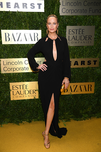 Cut Out Dress「Lincoln Center Corporate Fund Presents: An Evening Honoring Leonard A. Lauder - Arrivals」:写真・画像(5)[壁紙.com]