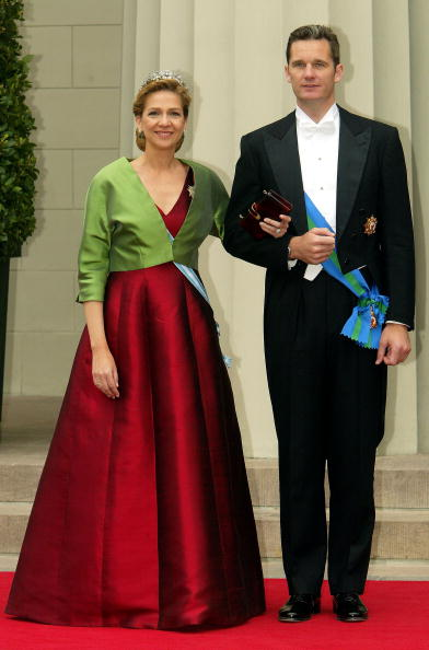 Princess Cristina of Spain「Wedding Of Danish Crown Prince Frederik and Mary Donaldson」:写真・画像(7)[壁紙.com]