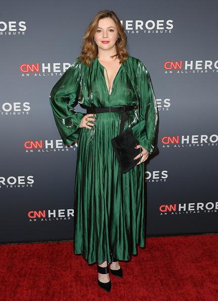 Emerald Green「CNN Heroes 2017 - Red Carpet Arrivals」:写真・画像(19)[壁紙.com]