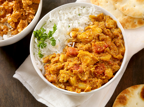 Chicken Curry「Chicken tikka masala」:スマホ壁紙(5)