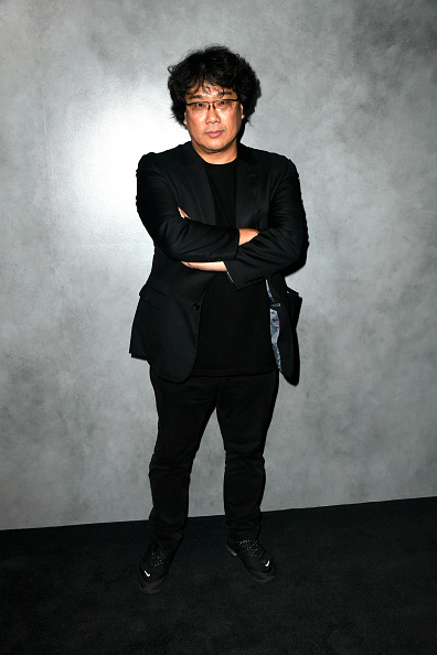 Bong Joon-ho「2019 Hammer Museum Gala In The Garden - Arrivals」:写真・画像(17)[壁紙.com]