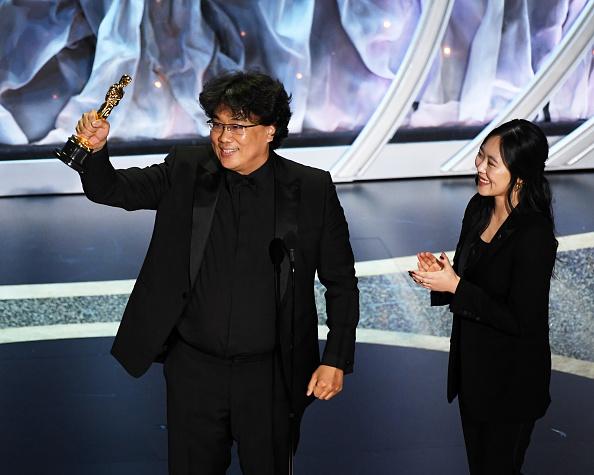 Bong Joon-ho「92nd Annual Academy Awards - Show」:写真・画像(3)[壁紙.com]