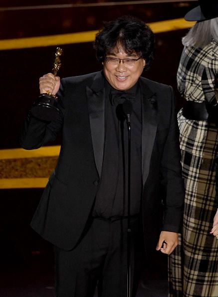 Bong Joon-ho「92nd Annual Academy Awards - Show」:写真・画像(11)[壁紙.com]