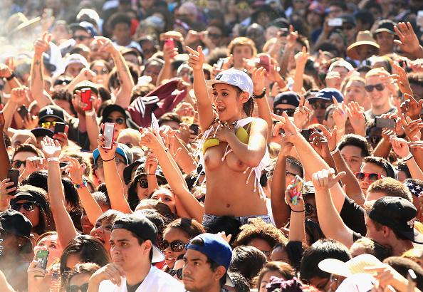 Music Festival「2014 Budweiser Made In America Festival - Day 1 - Los Angeles」:写真・画像(17)[壁紙.com]