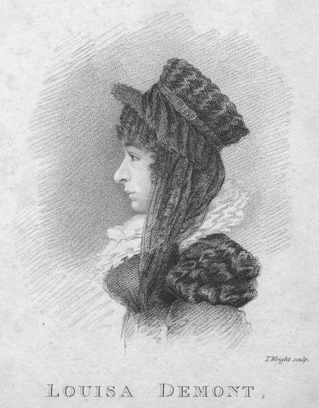 Bonnet「Louisa Demont」:写真・画像(9)[壁紙.com]