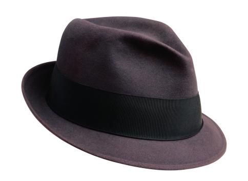 Fedora「Purple Fedora」:スマホ壁紙(3)
