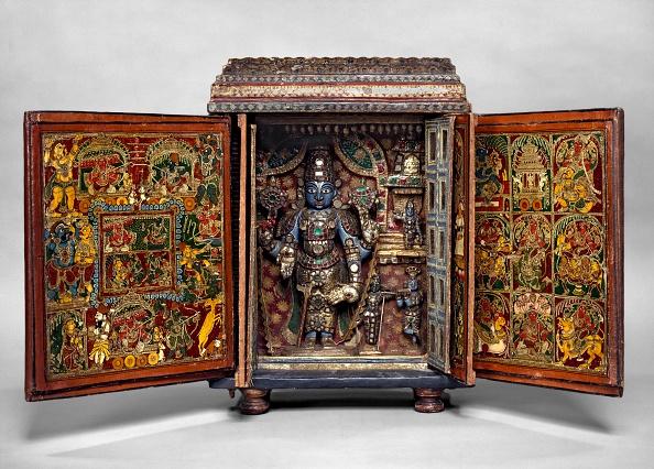 Portability「Portable Shrine Of Vishnu As Venkateshwara」:写真・画像(11)[壁紙.com]