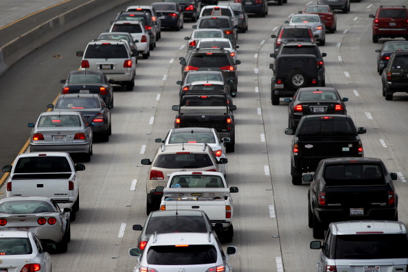 Greenhouse Gas「Report Places Los Angeles At Top Of List For City With Worst Traffic And Smog」:写真・画像(10)[壁紙.com]