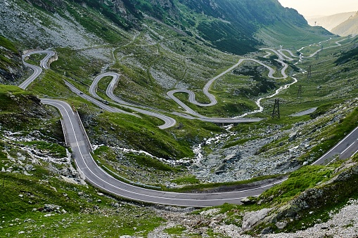Steep「Transfagarasan Road, Romania」:スマホ壁紙(0)
