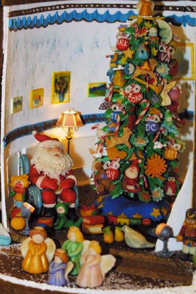 Gingerbread Cookie「White House Christmas Decorations」:写真・画像(12)[壁紙.com]