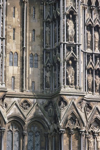 Travel Destinations「Wells Cathedral Detail」:写真・画像(0)[壁紙.com]